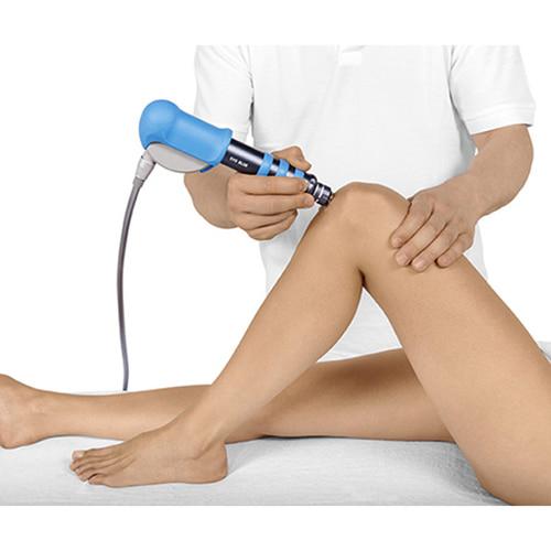 terapia onde d'urto su ginocchio